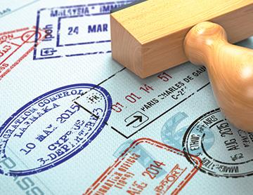 Application for USA, UK canada visa from Dubai